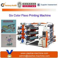 Wholesale Six Colors Flexographic Printing Machine For Paper Bag from china suppliers