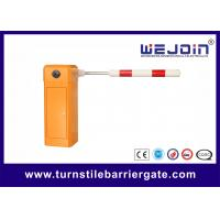 Wholesale High Speed Parking Barrier Gate For Highway toll , car park barriers from china suppliers