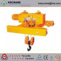 Buy cheap A variety of color double-rail hoist crab from Wholesalers