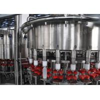 Wholesale Automatic Hot Filling Machine , Glass Bottled Grape Juice Making Machine from china suppliers