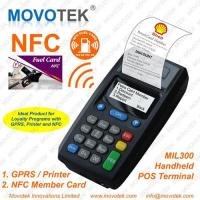 Quality Movotek Portable GPRS Printer with NFC RFID Card Reader for sale