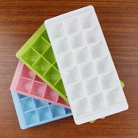 Wholesale 18 Custom Ice Tray Food Grade New Designed High Quality Ice & Snack Mould Fancy Food Container from china suppliers