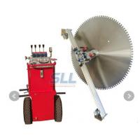 Wholesale SLL-700TM Hydraulic Wall Saw Machine Electric Motor Wall Concrete Saw Cutting from china suppliers