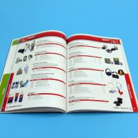High Quality Professional Catalogue Printing Service 105gsm / 128gsm / 157gsm