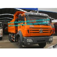 Buy cheap 340/380 Hp 6X4 Heavy Duty Dump Truck Tipper Truck Front Lifting from Wholesalers