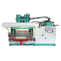 Wholesale 300 Ton Silicone Rubber Injection Molding Machine Less Material Consumption High Passed Rate from china suppliers
