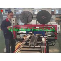 Buy cheap Manualbusbar fabrication machine/Busbar assembly line from Wholesalers