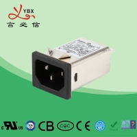 Wholesale 1A-15A EMI Noise Filter For Health Care Equipment CE Certification from china suppliers