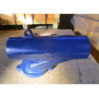 Wholesale Blue Ductile Iron Pipe Fittings Right Hand Carrier Ductile Iron Pipe Bends from china suppliers