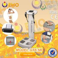 China GS6.5B professional body composition analyzer on sale