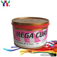 China Offset printing MW35 Rose UV Megacure Ink Supplier on sale