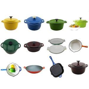 China cast iron cookware set on sale