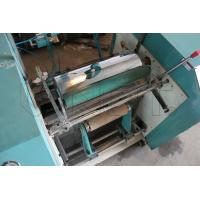 China 200 - 600m / Min Stretch Film Slitting Rewinding Machine Easy Operation on sale