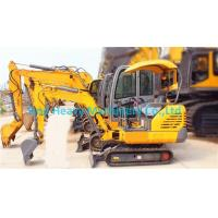 Buy cheap XE15 Hydraulic Crawler Excavator 0.044m³ for Construction in Yellow from wholesalers