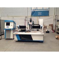Wholesale Metal sheet processing fiber CNC Laser Cutting Equipment 800W with dual drive from china suppliers