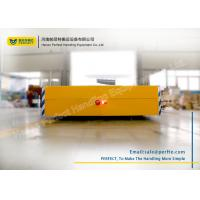Quality Motorised Material Transfer Cart Cargo Transfer Trolley in Assembly Line for sale