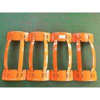China Oil And Gas Bow Spring Centralizer With Heat Treatment Forming on sale