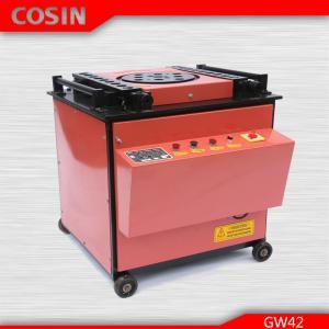 China Cosin GW42 angle iron bar bending machine on sale