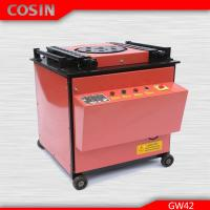 China Cosin GW42 auto flat bar bender machine on sale