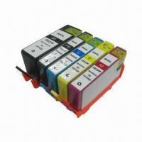 Wholesale Remanufactured Ink Cartridge for HP564 Series, with Chip, 135,000 Pieces Quantity and 32mL Black from china suppliers