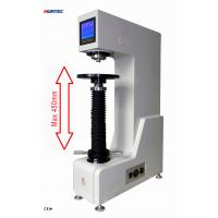 China Closed - Loop Auto Turret Touch Screen Brinell Hardness Testing Machine Bench Type on sale