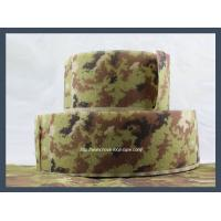 China Camouflage printed velcro tape hook & loop fastener on sale