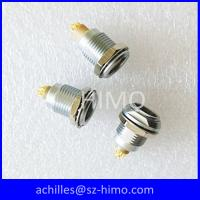 Buy cheap lemo 5 6 7 8 9 10 pin cross connector male terminal from Wholesalers
