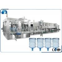 China Automatic 3 /5 Gallon Water Bottle Filling Machine , Mineral Water Filling Machine on sale