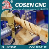 China quality chinese products from China COSEN CNC wood lathe factory on sale