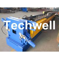 """Wholesale 3"""" * 4"""" Rectangular Rainspout Roll Forming Machine for Rainwater Downpipe, Water Pipe from china suppliers"""