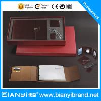 Wholesale Notebook,clock,key chain,card bag for gift set from china suppliers