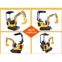 Wholesale Xcmg 3TON 0.05CBM Compact Hydraulic Excavator For Farm from china suppliers