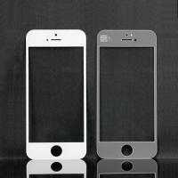 China Custom Iphone 5 Replacement Parts , White 5 inch iPhone 5 Front  Glass Repair on sale