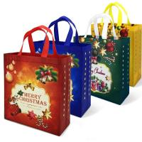 Wholesale Biodegradable Non Woven Handbag Environmentally Friendly Shopping Bags from china suppliers