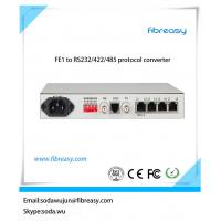 Desk-top Interface converter of E1 to rs232 , E1 to RS422 , E1 to RS485  protocol converter