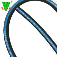 Quality Chinese supplier Hebei Hengyu DIN EN853 2SC more flexible two wire braided hoses for sale