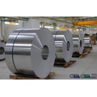 Buy cheap Construction Decoration Thin AA 1110 Cold Rolled Aluminium Coil With 1250mm Width from Wholesalers