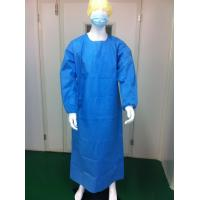 Buy cheap Green Disposable Sterile Hospital Surgical Gown,SPP, SMS, SMMS from Wholesalers