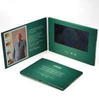 Wholesale Customized Size Video Brochure Card , Lcd Video Brochure For Birthday Gift from china suppliers