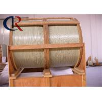 Wholesale Pultruded FRP Strength Member For Optic Cable Plywood Reel Or Plastic Reel Pack from china suppliers