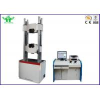 Wholesale Servo Universal Tensile Testing Machine 2000KN Electro-Hydraulic Control from china suppliers