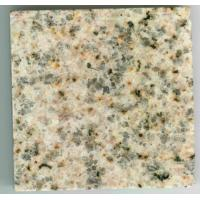 Wholesale YELLOW natural granite stone Countertop Vanity Top for washing room from china suppliers