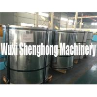 Wholesale Galvanized Steel Coil / Raw Material for Making Roof Tile and Wall Panel from china suppliers