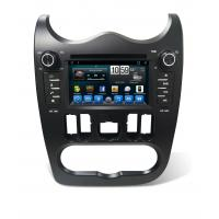 Wholesale Autoradio Renault Logan Car Multimedia Navigation System 6.2 inch Touch Screeen from china suppliers