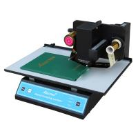 Buy cheap Computer control 3050A+ hot foil stamping machine pvc card foil printer from wholesalers