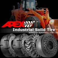 Buy cheap Wheel Loader Solid Tire from Wholesalers