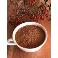 AF01 Alkalized Cacao Powder Cocoa Powder Silty Fine For Baking / Ice Cream