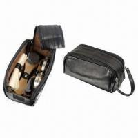 Wholesale Shoe shine product, made of genuine leather from china suppliers