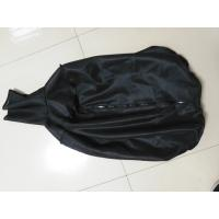 China 40 Mesh Black PE/PP Liquid Filter Bag For Tobacco Industry , Chemical Industry on sale
