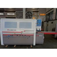 Wholesale Woodworking Equipment Four Side Moulder For Wooden Furniture And Wood Profile Processing from china suppliers